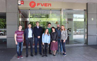PEOPLE IN WBL: 16-17 Aprile 2018 – II meeting a Bilbao per avviare un laboratorio di coprogettazione  scuola-azienda sul nuovo modello per la convalida dei risultati di apprendimento nei percorsi di alternanza scuola lavoro