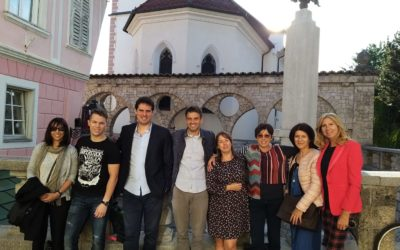 PEOPLE IN WBL – una settimana di formazione internazionale in Slovenia per testare il nuovo modello di validazione degli apprendimenti in WBL