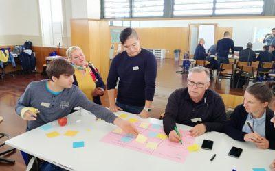 Social entrepreneurship at school: un corso di formazione per rafforzare le competenze dei docenti nell'insegnamento dell'imprenditorialità a scuola.